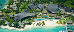 moorea intercontinental aerial