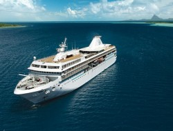 tahiti m s paul gauguin cruise ship